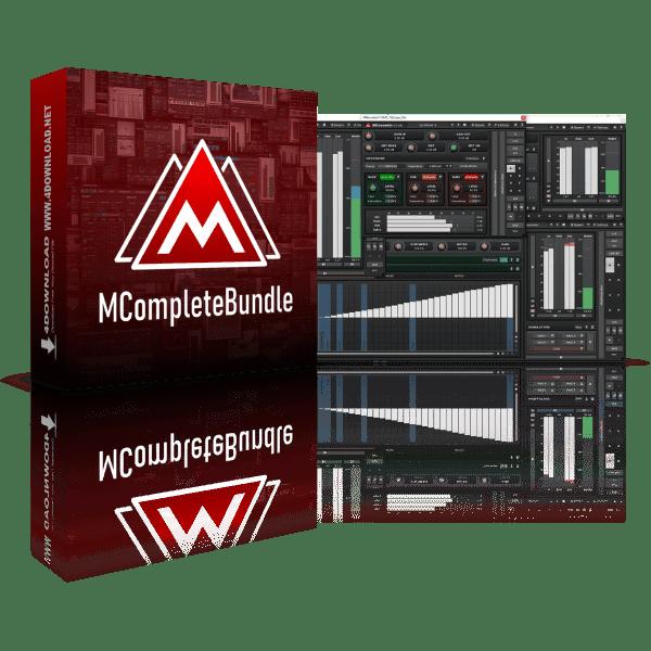 MeldaProduction MCompleteBundle v15.0.0 Full version
