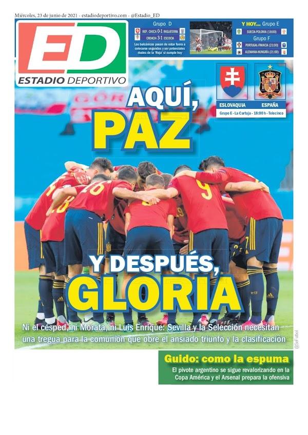 """Betis, Estadio Deportivo: """"Guido como la espuma"""""""