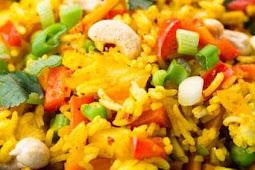 Healthy Recipes | Thai Bаkеd Pіnеаррlе Frіеd Rісе