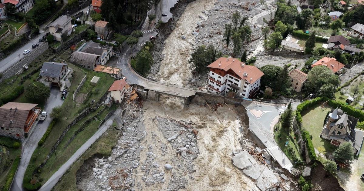 تغير المناخ يؤدي إلى مضاعفة الكوارث منذ عام 2000: الأمم المتحدة