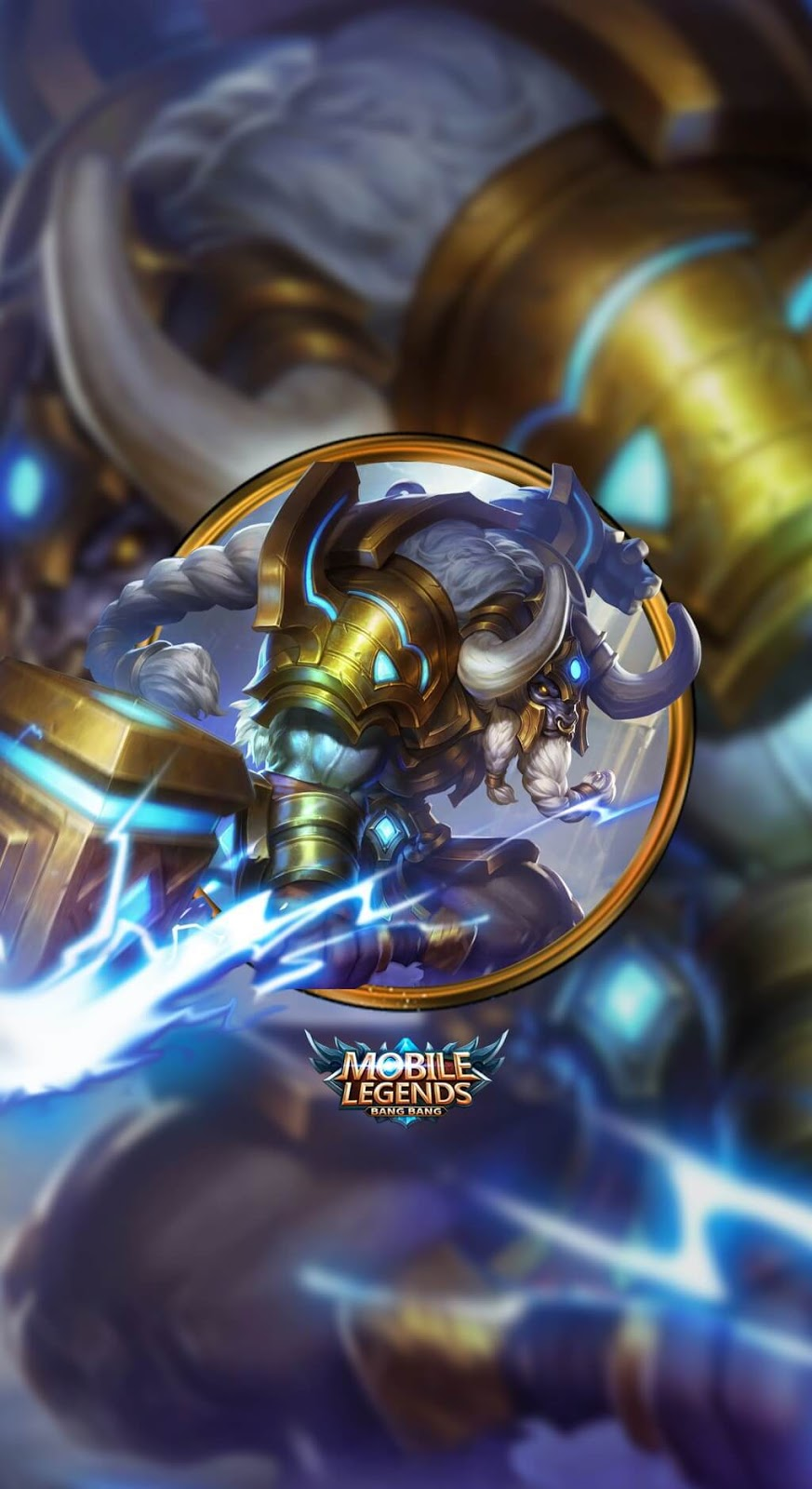 Wallpaper Minotaur Taurus HD for Android and iOS
