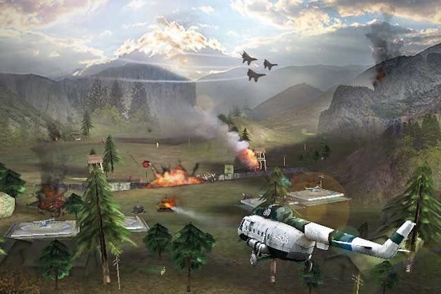Game Perang Pesawat