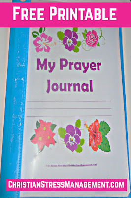 Free Printable Christian Prayer Planner