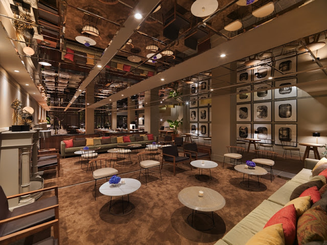 hotel boutique en el centro de Barcelona chicanddeco