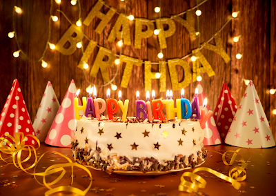 Basil's 19th Birthday Cake
