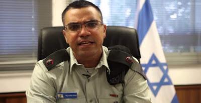 إصابة ضابط فى الجيش الإسرائيلى شمال قطاع غزة