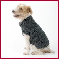 Sueter mascota a crochet