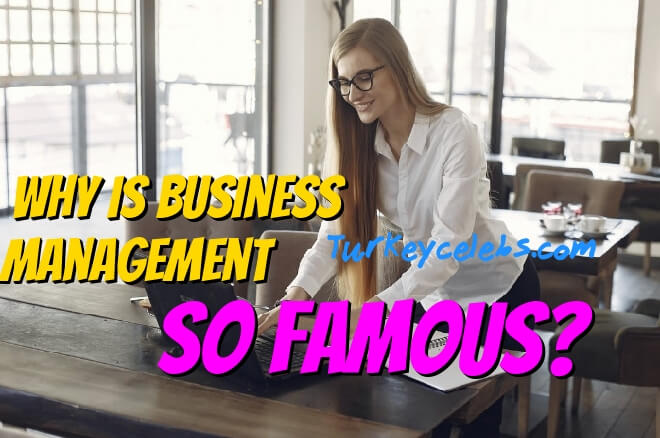 Why is business management so famous?
