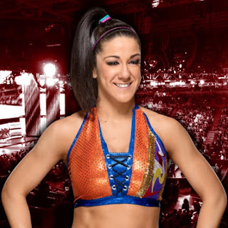 """Bayley Claims She's Being A """"Role Model"""", Defends Her Recent Actions"""