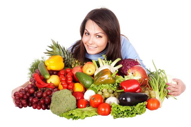 diyet listesi çiğ besin