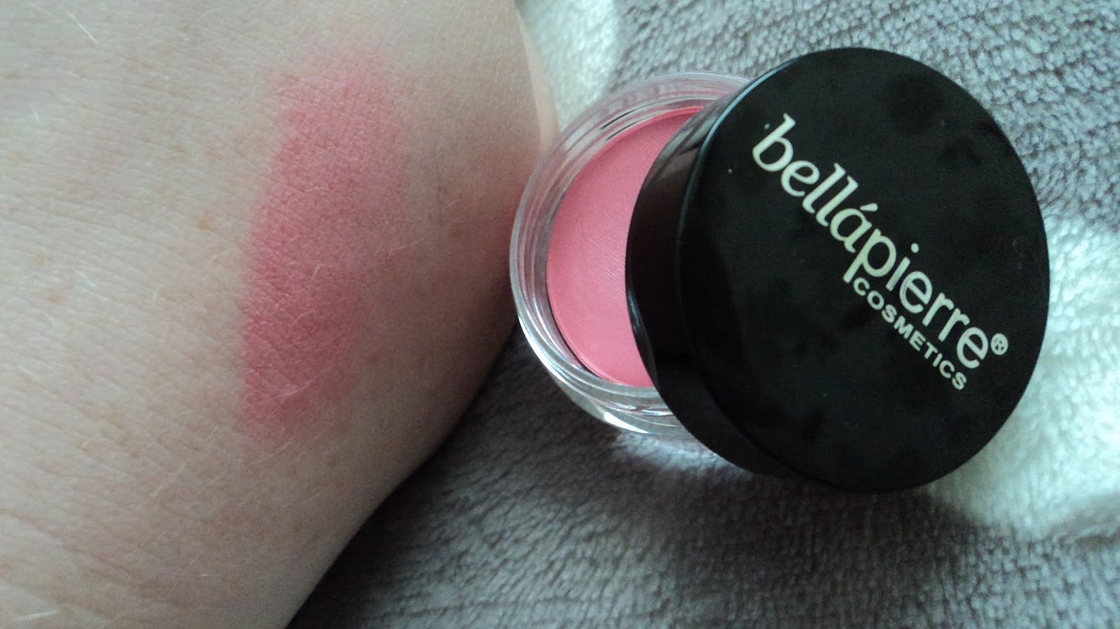 Bellapierre Lip and Cheek Stain Review