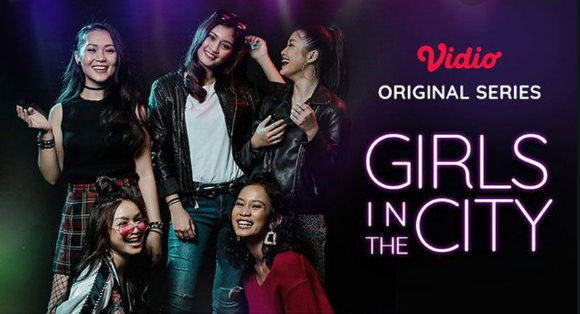 Girls in The City (2019) WEBDL