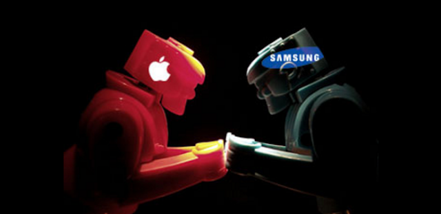 Apple wins off $539 million from Samsung in patent trial