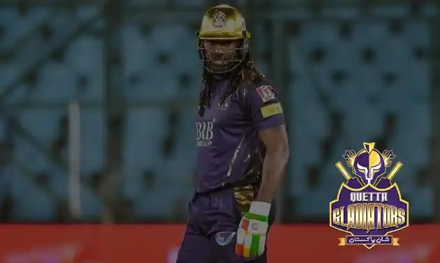 Chris Gayle Scores His First Ever PSL Fifty