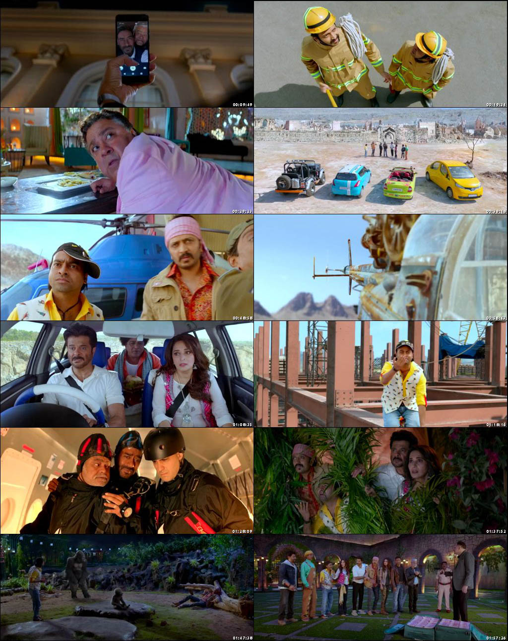 Total dhamaal movie download, Total dhamal torrent magnet
