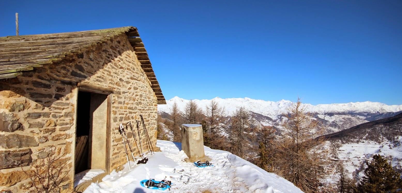 Séjour nature hiver dans les Hautes-Alpes