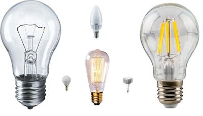 Лампы освещения для вашего дома