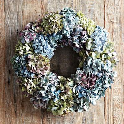 DIY | Hortensia krans