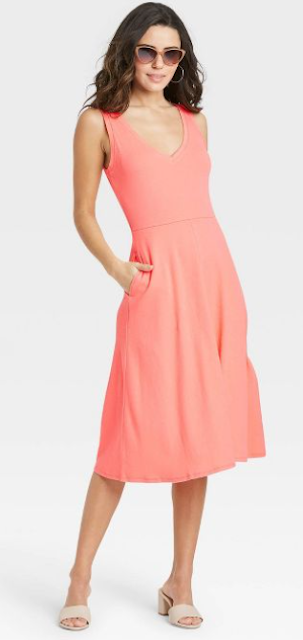 Target Rib Knit Ballet Dress