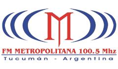 Metropolitana 100.5 FM