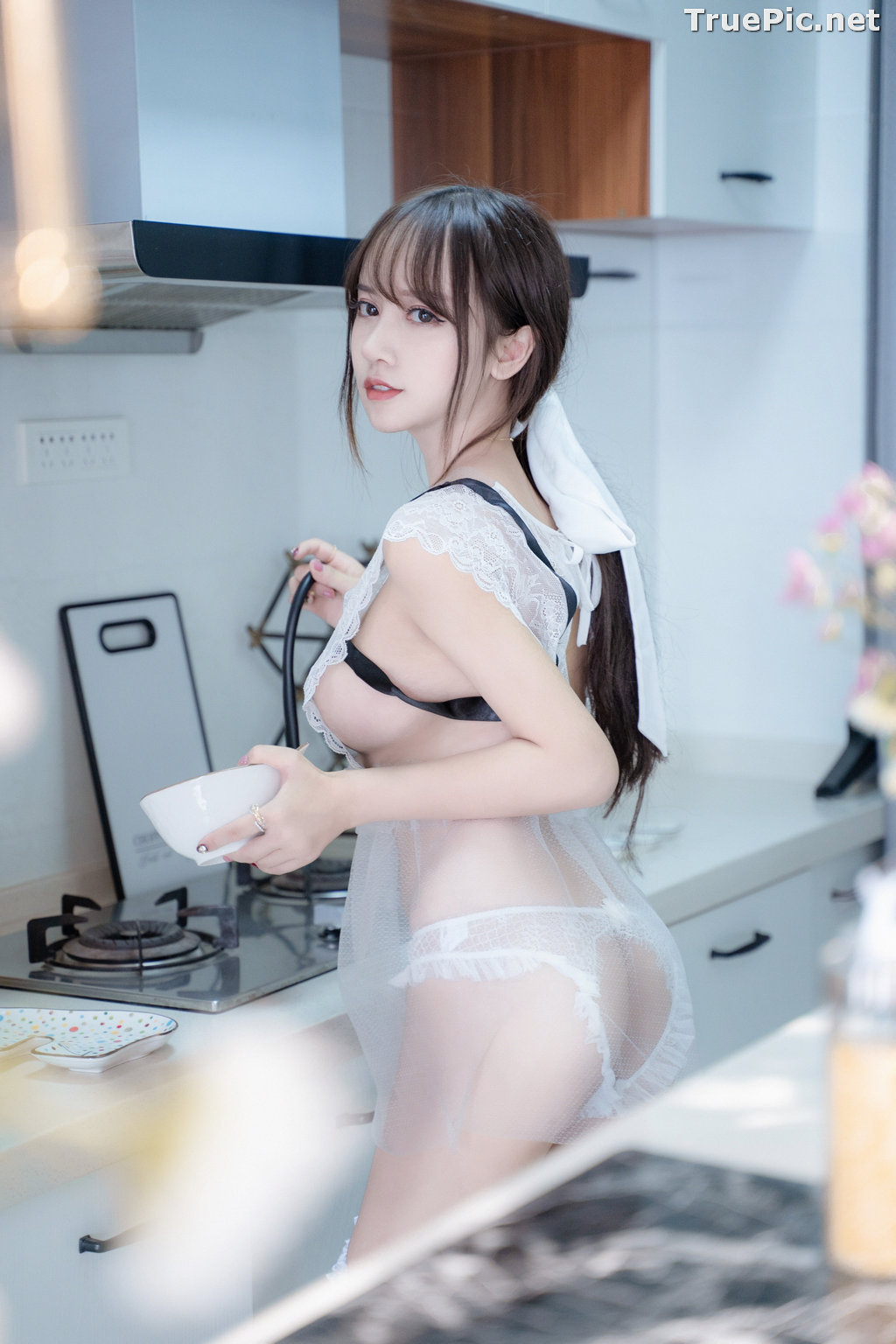 Image Chinese Model – 过期米线线喵 (米線線sama) – Sexy Housewife - TruePic.net - Picture-20