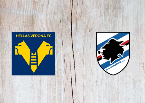 Hellas Verona vs Sampdoria -Highlights 16 December 2020