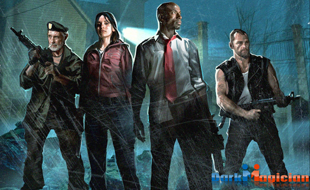 Left 4 Dead PC Games