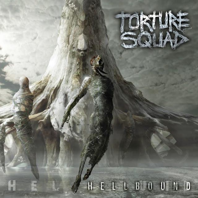 """Torture Squad: disponível o relançamento de """"Hellbound"""", em acrílico e digipack"""