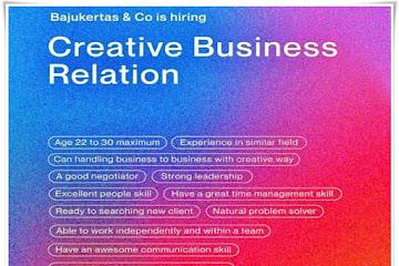 Loker Bandung Creative Business Relation Bajukertas