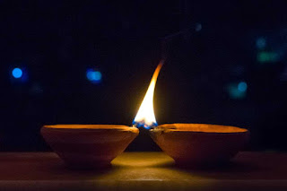 diwali sms in bengali language image