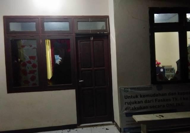 Imbas Bentrok Oknum TNI dan Brimob di Maluku, Asrama Polisi Rusak