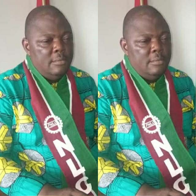 The Chairman of Nigeria Labour Congress, Delta State, Goodluck Ofobruku, has been kidnapped.