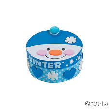 Winter Wishes craft box for your Girl Scout meeting