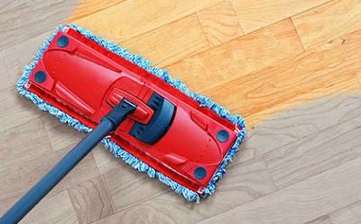 Tips Membersihkan Lantai Ruangan dengan Mudah