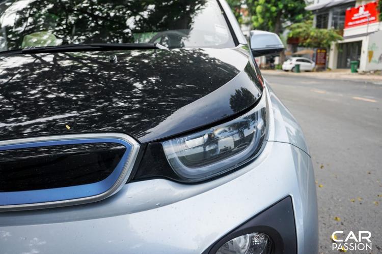 'Chạm mặt' BMW i3 chạy điện từng bán 2,5 tỷ tại Việt Nam