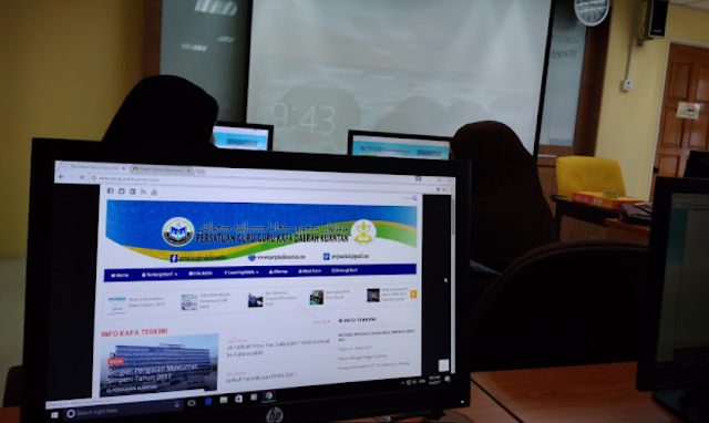 Ulang Tahun kedua Blog Persatuan Guru-Guru KAFA Daerah Kuantan