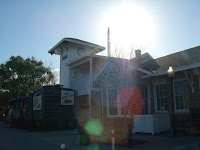 Depot en Dunedin