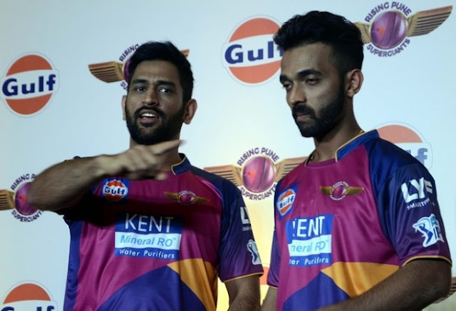 IPL 2016 Match Sunrisers vs Rising Pune Supergiants