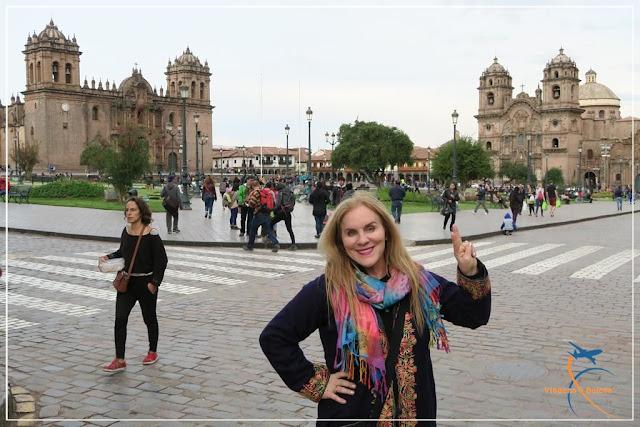 Plaza de Armas de Cusco, no Peru