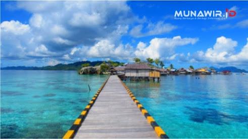 Tempat Wisata di Kepulauan Togean