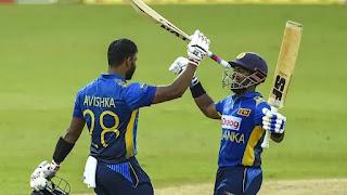Sri Lanka vs South Africa 1st ODI 2021 Highlights