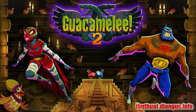Download Game Guacamelee! 2 Full Cr@ck