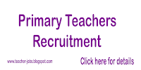 Assistant Teacher - Lower Primary School Recruitment - Government of Assam