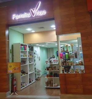 West Shopping ganha primeira unidade da loja 'Família Vitae'