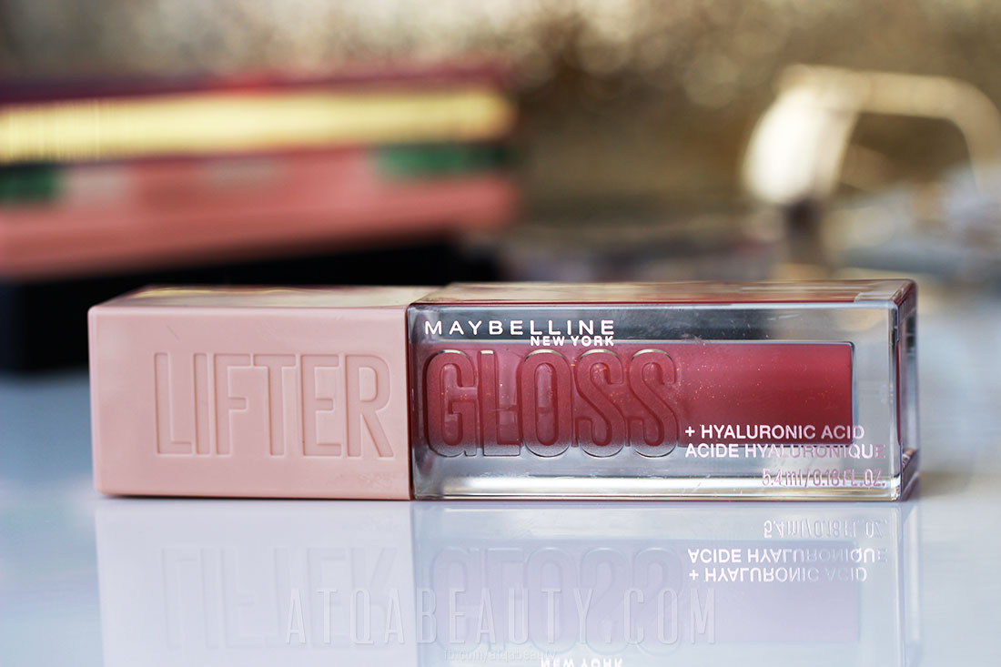 Maybelline Lifter Gloss w odcieniu 005 Petal