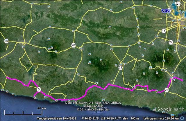 Menyusuri Indahnya Jalur Lintas Selatan Pacitan (Trip to Jatim day 2)