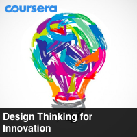 Design thinking for innovation course
