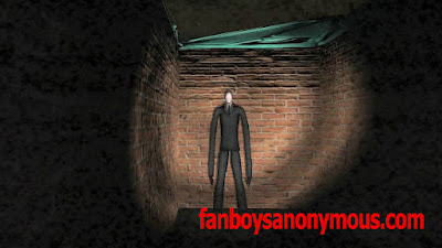 slender slenderman horror scary nightmare creepypasta online free check