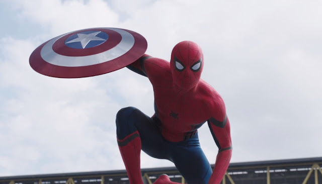 """Capitán América: Civil War"" (Anthony Russo y Joe Russo, 2016)"