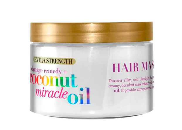 Mascarilla Damage Remedy + Coconut Miracle Oil de OGX